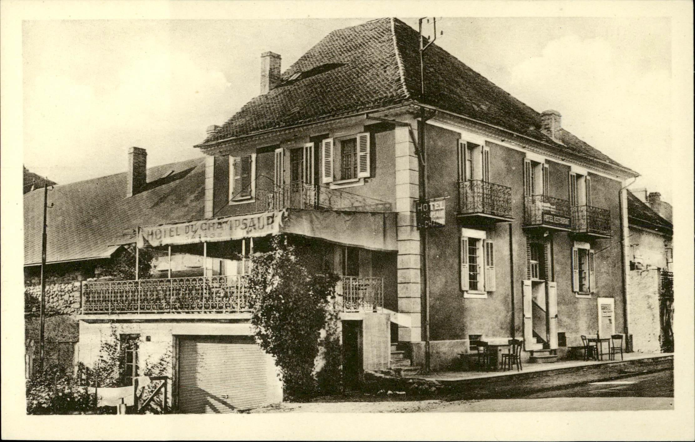 Hotel Du Champsaur