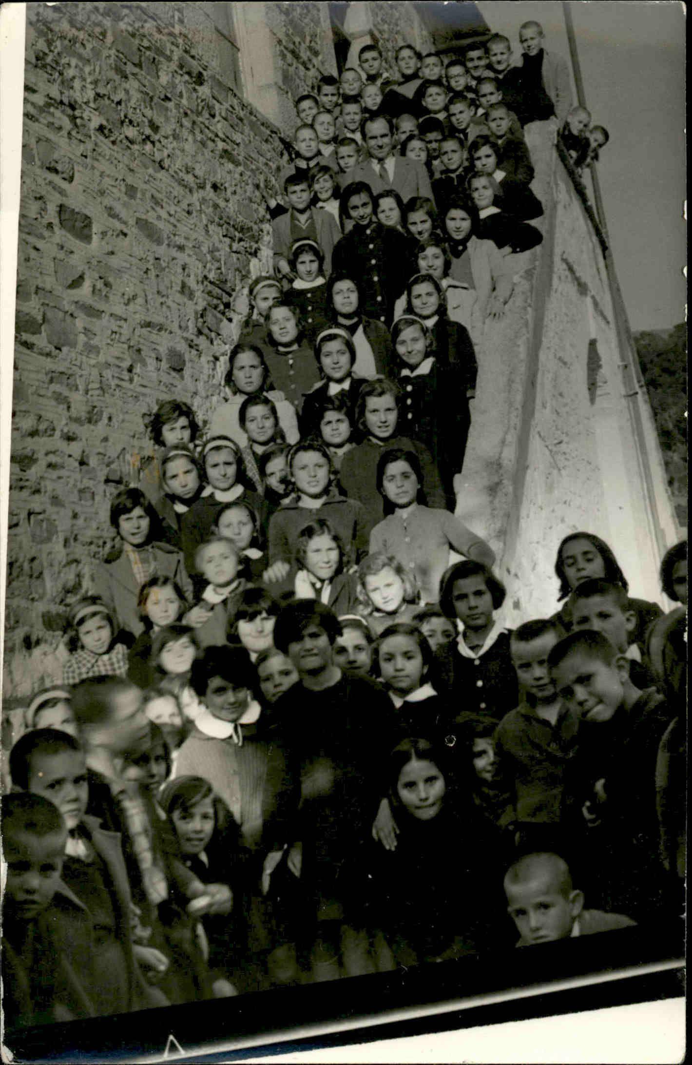 Μαθητές του Πολυγύρου