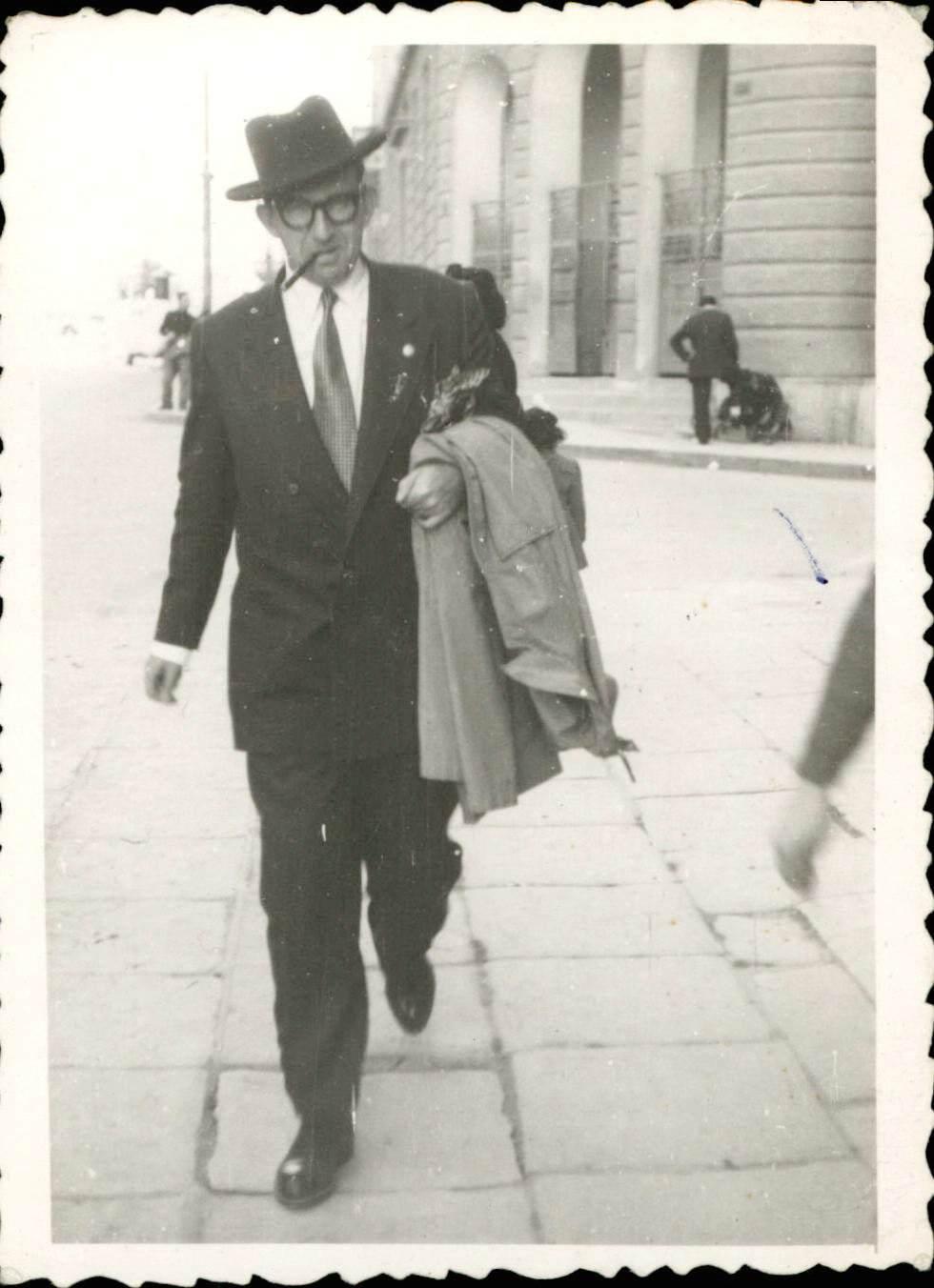 Ο Στ. Κότσιανος στο Παρίσι