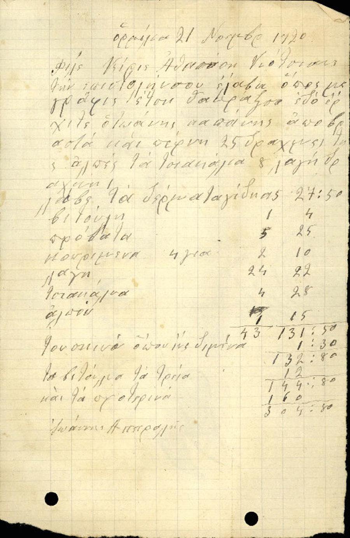 Επιστολές Τηλεγραφήματα Νο 188